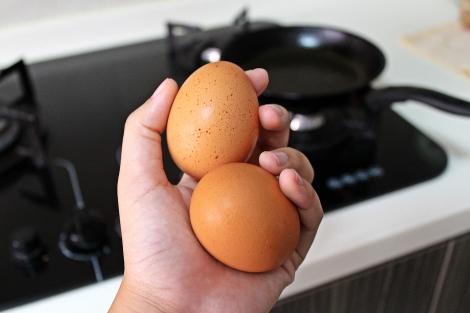 Recipe: Slow Scrambled Eggs!