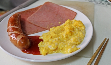 Recipe: Slow-scrambled Eggs!